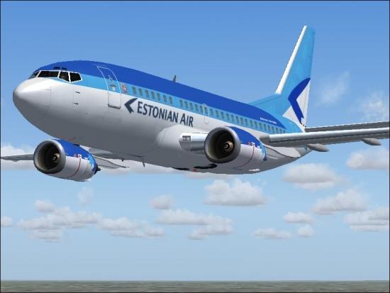 Planuokite žiemos skrydžius su ESTONIAN AIR