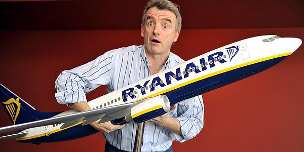 Ryanair skrydžiai tarp Londono Luton ir Vilniaus oro uostų nuo 05.13 atšaukiami