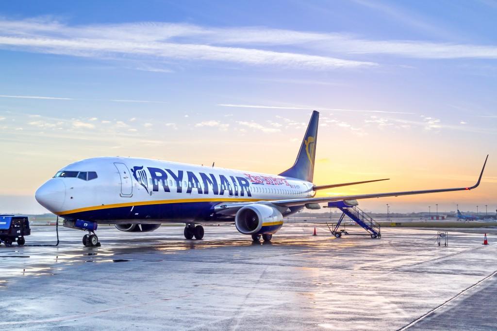 Atnaujintas Ryanair skrydžių tvarkaraštis