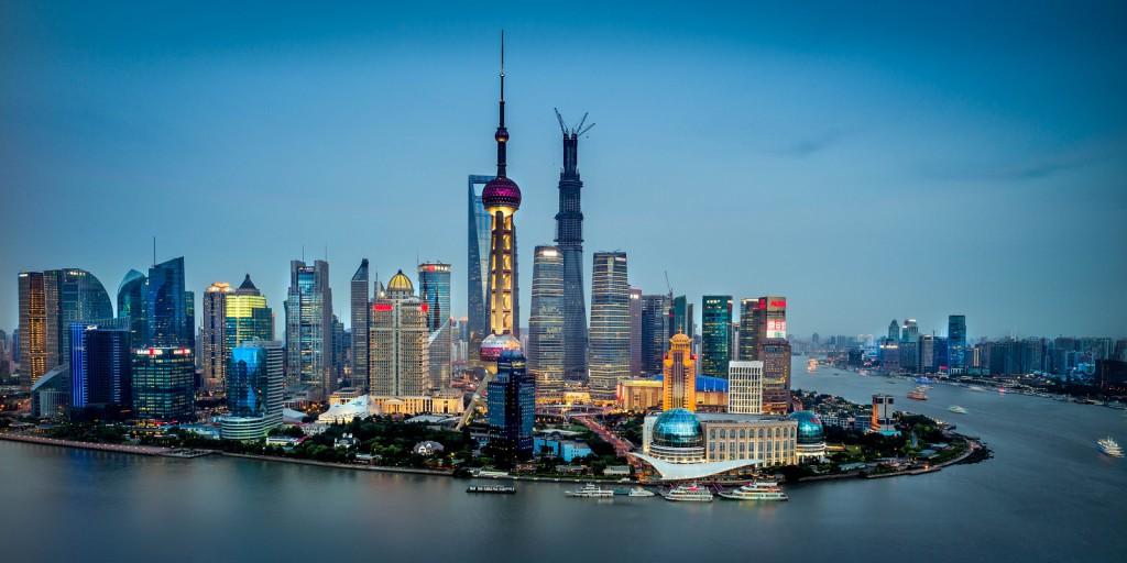 Lėktuvų bilietai į Šanchajų