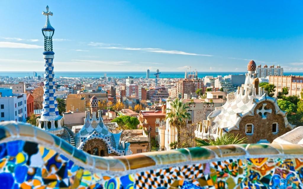 Lėktuvų bilietai į Barseloną