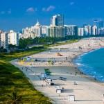 Lėktuvų bilietai į JAV. Majamis