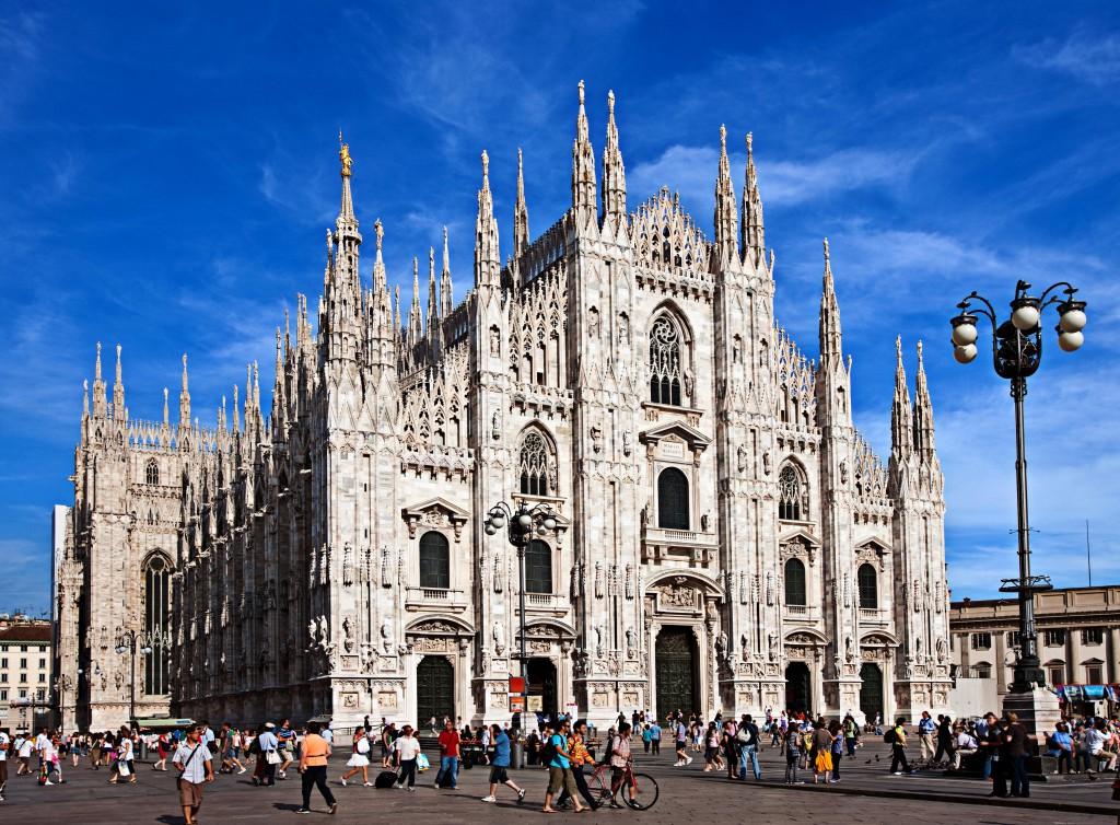 Lėktuvų bilietai į Milaną