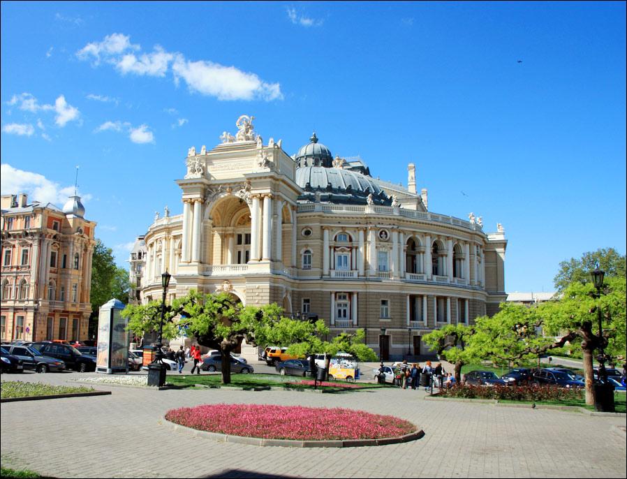 Lėktuvų bilietai į Odesą