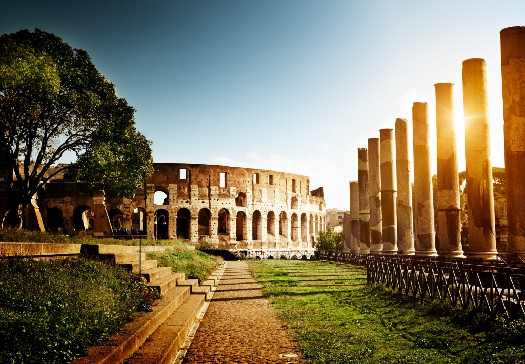 Lėktuvų bilietai į Roma