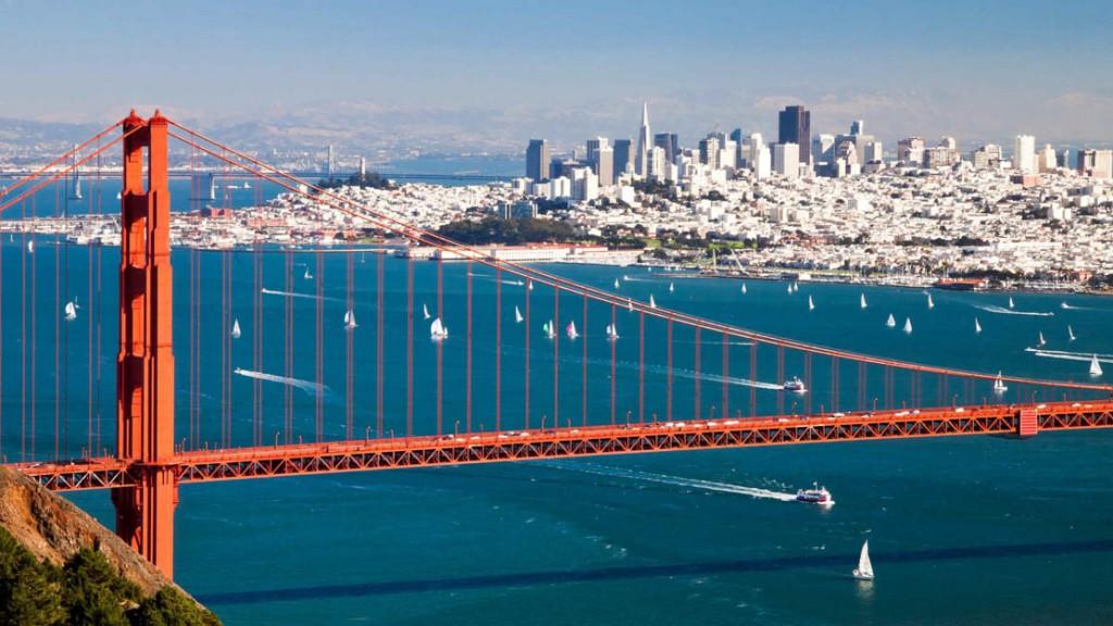 Lėktuvų bilietai į San Franciską