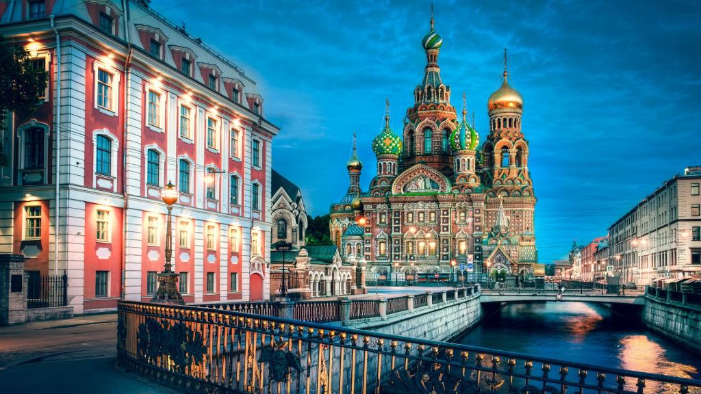 Lėktuvų bilietai į Sankt Peterburgą