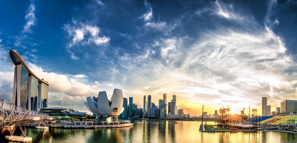 Lėktuvų bilietai į Singapūrą
