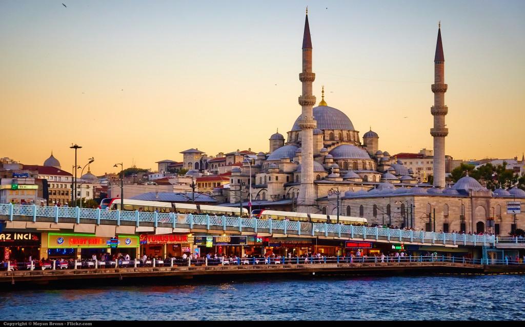Lėktuvų bilietai į Stambulą