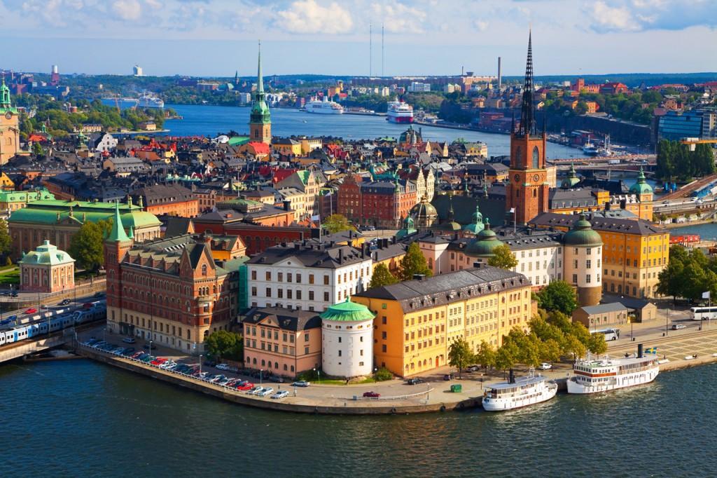 Lėktuvų bilietai į Stokholmą