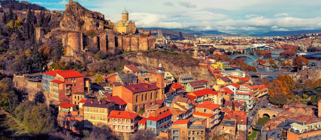 Lėktuvų bilietai į Tbilisį