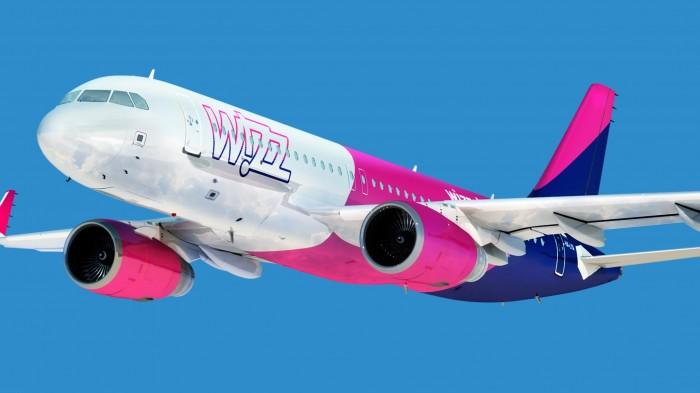 Wizzair lėktuvų bilietai
