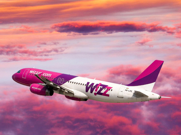 Wizz Air kryptis į Kutasį
